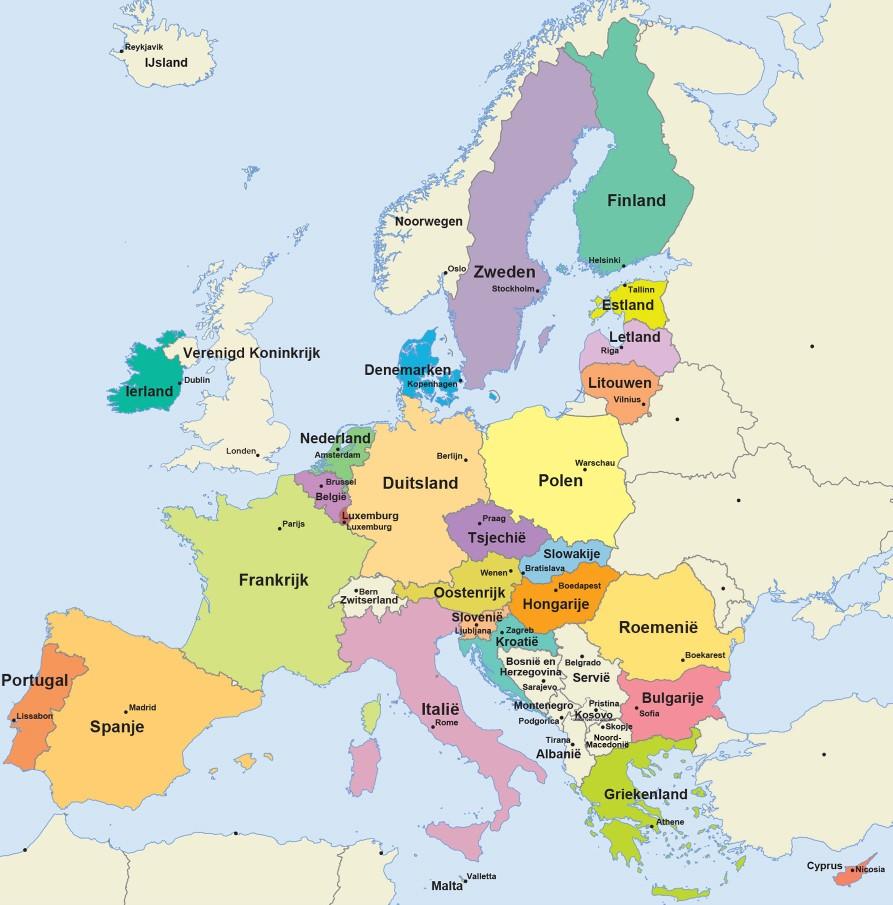 Desintegreert Europa?
