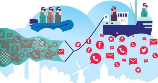 Informatie privacy (3): de overheid moet geen data- sleepnetten gebruiken